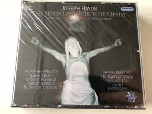Joseph Haydn: The Seven Last Words of Christ CD Die sieben letzten Worte unseres Erlösers am Kreuze / Oratorio, Orchestral, String Quartet / Hungaroton Classics HCD 41009 / Sung in German / Conductor: János Ferencsik