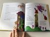 Bors néni könyve - Nemes Nagy Ágnes / Keresztes Dóra rajzaival / 3. Felújított Kiadás - 3th Edition / Gyerekversek és Játékos mesék / CLASSIC HUNGARIAN LANGUAGE RHYME AND TALES BOOK FOR CHILDREN / Hardcover (9789631193299)