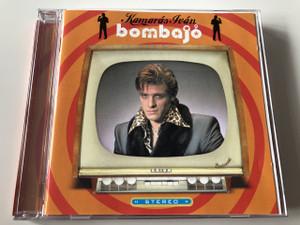 Kamarás Iván - Bombajó CD 2000 / Hungarian actor / Magyar zenész és filmszínész (599871474121)