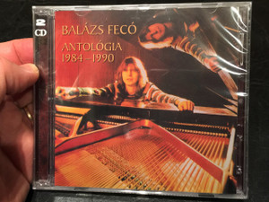 Balázs Fecó - Antológia 1984-1990 (2CD) 2012 remastered