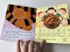 Szása, a szibériai kistigris - Vajda Éva / Nagy Diána rajzaival / SZÍNES LAPOZÓ / HUNGARIAN EDITION COLORFUL BOARDBOOK FOR CHILDREN (9789631196887)