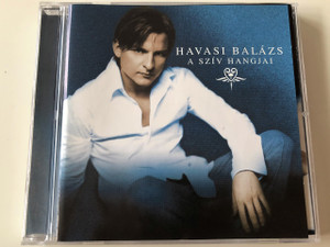 "Havasi Balázs: A szív hangjai CD / Made in Hungary / ""A zene a legszebb ajandek"" / ""Music is the most beautiful gift"""