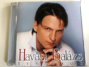 Havasi Balázs: Évszakok CD 2001 / EMI – 536 846-2, EMI – 07243 5368462 4 Hungary