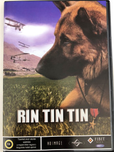 Finding Rin Tin Tin DVD 2007 The legendary German Shepherd  / Directed by Danny Lerner / Starring: Tyler Jensen, Ben Cross, Gregory Gudgeon, Steve O'Donnell, William Hope, Todd Jensen