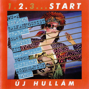1. 2. 3... Start: (Új Hullám) CD 2000 / 5 991817 102528 Hungary