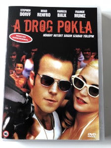 Deuces Wild DVD 2002 A drog pokla / Directed by Scott Kalvert / Starring: Stephen Dorff, Brad Renfro, Fairuza Balk, Vincent Pastore, Frankie Muniz, Balthazar Getty, Matt Dillon, Norman Reedus
