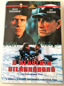 The Fourth War DVD 1990 A negyedik vilaghaboru / Directed by John Frankenheime / Starring: Roy Scheider, Jürgen Prochnow, Tim Reid, Lara Harris, Harry Dean Stantonr