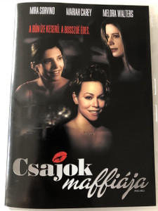 Wise Girls DVD 2002 Csajok Maffiája / Directed by David Anspaugh / Starring: Mira Sorvino, Mariah Carey, Melora Walters (5999048918215)