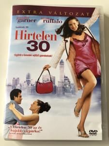 Suddenly 30 DVD 2004 Hirtelen 30 / Directed by Gary Winick / Starring: Jennifer Garner, Mark Ruffalo, Judy Greer, Andy Serkis (5999010455342)
