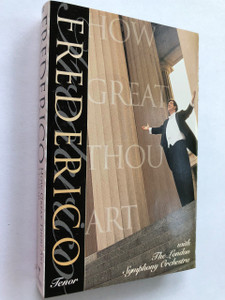 Frederico Tenor with the London Symphony Orchestra / How Great Thou Art / Audio Cassette