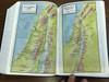 BIBLIYA / Azeri Language with Thumb Index and Color maps / Text: Azerbaijani Latin / A063TI (9781598778847)
