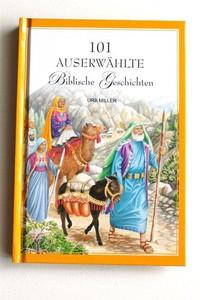 German 101 Favorite Stories From the Bible / German Children's Bible