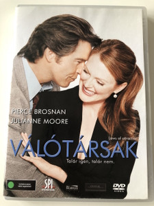 Laws of attraction DVD 2004 Válótársak / Directed by Peter Howitt / Starring: Pierce Brosnan, Julianne Moore, Parker Posey, Michael Sheen, Frances Fisher, Nora Dunn (5999544150973)