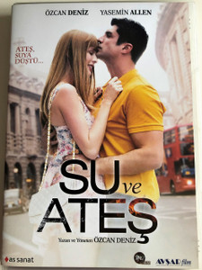Su ve Ateş DVD 2013 Water and Fire / Directed by Özcan Deniz / Starring: Özcan Deniz, Yasemin Kay Allen, Kaan Çakir (8698907804306)