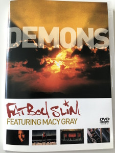 Fatboy Slim Featuring Macy Gray – Demons DVD 2001 / From the album Halfway Between the Gutter and the Stars / Directed by Garth Jennings (5099720130598)