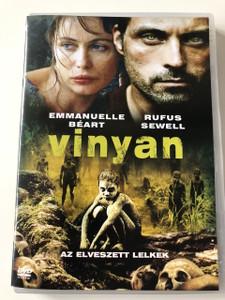 Vinyan - Az elveszett lelkek 2009 DVD / Directed byFabrice du Welz / Starring: Emmanuelle Béart, Rufus Sewell, Julie Dreyfus (5999883850176)