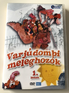 Varjúdombi meleghozók 1. lemez DVD Video 2008 Colorful Hungarian Cartoon (5999883108840)