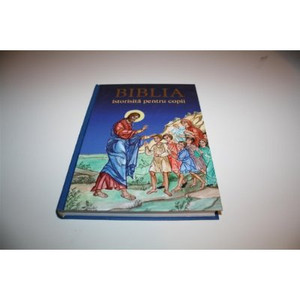 The Greek Orthodox Children's Bible / Matha Xynopoulou-Kapetanakou / Romanian...