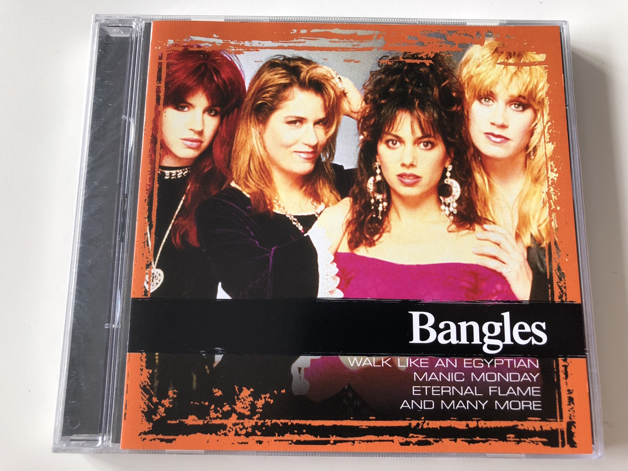 b181116ca4d38 Bangles / Collections / Audio CD 2005 / Susanna Hoffs, Debbi Peterson,  Vicki Peterson, Michael Steele, Annette Zilinskas / Made in Europe