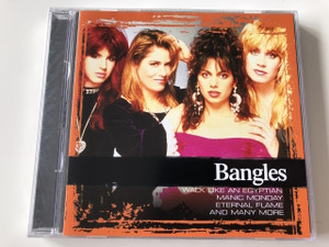 Bangles / Collections / Audio CD 2005 / Susanna Hoffs, Debbi Peterson, Vicki Peterson, Michael Steele, Annette Zilinskas (828767816623)