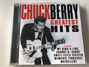 Chuck Berry - Greatest Hits Live / Audio CD 1997 / American singer, songwriter