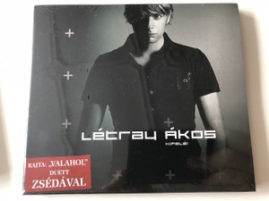 Létray Ákos - Kifelé! - Rajta: VALAHOL duett Zsédával / Audio CD 2006 Ákos Létray is a Hungarian songwriter, producer, arranger, performer & singer