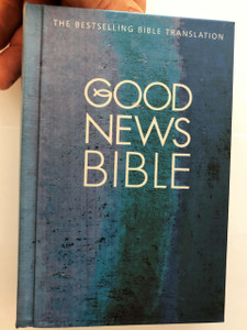 Good News Bible / 2015 / GNB / The UK's bestselling Bible translation / Hardcover / Pocket edition, Blue (9780007254934)
