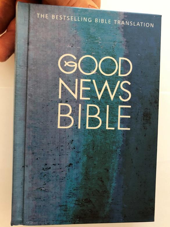 Good News Bible / 2015 / GNB / The UK's bestselling Bible translation / Hardcover / Pocket edition, Blue (9780007254934)