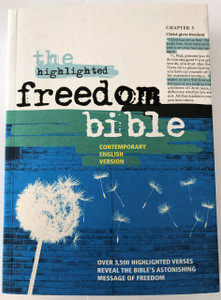 The Highlighted Freedom Bible / Contemporary English Version / 2010 / Paperback (9780564090549)