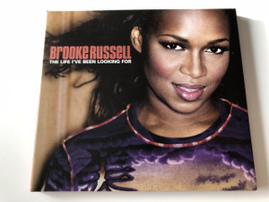 Brooke Russell ‎– The Life I've Been Looking For / Audio CD 1999 / Hip Hop Music