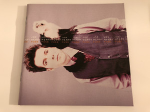 Joe Henry ‎– Fuse / Audio CD 1999 -  an album by Joe Henry: American singer-songwriter, guitarist, and producer