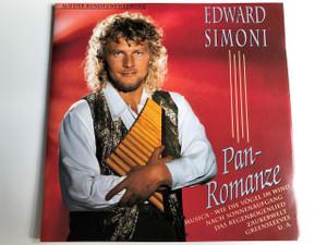 Edward Simoni – Pan-Romanze / Audio CD 1991 / Sony Music / Aus Der Rundfunkwerbung (5099747231223)
