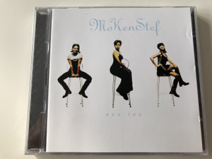MoKenStef ‎– Azz Izz / Audio CD 1995 / Monifa, Kenya, and Stefanie / He's Mine (731452925725)
