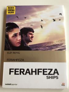Ferahfeza DVD 2013 Ships / Directed by Elif Refiğ / Starring: Mert Asutay, Uğur Uzunel (8680891101240)