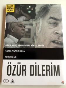 Özür Dilerim DVD 2013 Forgive Me / Directed by Cemil Ağacıkoğlu / Starring: Güven Kıraç, Sema Poyraz (8680891102384)