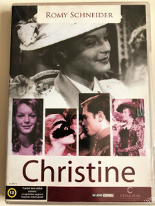 Christine DVD 1958 / Starring: Romy Schneider, Alain Delon, Micheline Presle, Jean-Claude Brialy / Directed by Pierre Gaspard-Huit