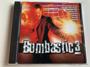 Bobmastic 3 / Audio CD 2000 / Compiled by DJ Junior / Grace Jones vs. Funkstar de Luxe, Topazz feat. William Wright, The Underdog Project, ATB. feat. York, Craig David, Timo Maas, Ultra Nate, Negrocan