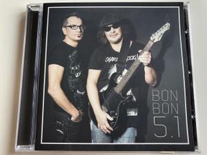 Bon Bon – 5.1 / Audio CD 2011 / Szolnoki Péter, Török Tamás / Duba Gábor (5999883275146)