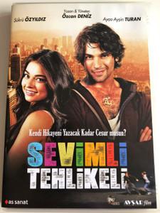 Sevimli Tehlikeli DVD 2015 Dangerously Sweet / Directed by Özcan Deniz / Starring: Şükrü Özyıldız, Ayça Ayşin Turan (8698907806461)