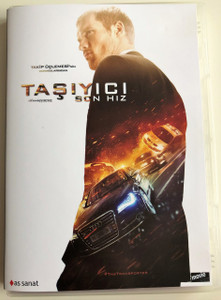 Taşıyıcı: Son Hız DVD 2015 The Transporter Refueled / Directed by Camille Delamarre / Starring: Ed Skrein, Loan Chabanol, Ray Stevenson (8698907303922)