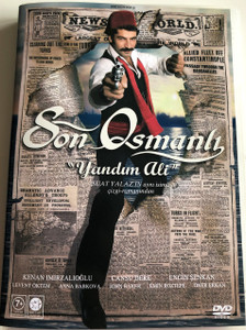 Son Osmanlı Yandım Ali DVD 2007 Last Ottoman Yandım Ali / Directed by Mustafa Şevki Doğan / Starring: Kenan İmirzalıoğlu, Cansu Dere, Engin Şenkan (8680979013700)