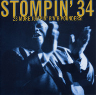 STOMPIN' VOL. 34 (CD)