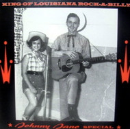 JOHNNY JANO SPECIAL - KING OF LOUISIANA ROCK-A-BILLY