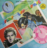 JERRY LEE LEWIS - RARE JERRY LEE LEWIS VOL. 1