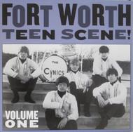 304 VARIOUS ARTISTS - FORT WORTH TEEN SCENE VOL. 1 LP (304)