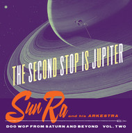 353 SUN RA - THE SECOND STOP IS JUPITER LP (353)