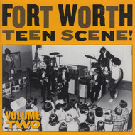 305 VARIOUS ARTISTS - FORT WORTH TEEN SCENE VOL. 2 LP (305)