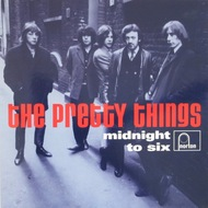 284 THE PRETTY THINGS - MIDNIGHT TO SIX LP (284)