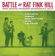 378 VARIOUS ARTISTS - BATTLE OF RAT FINK HILL LP (378)