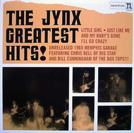 """THE JYNX GREATEST HITS! 10"""" (BIG STAR RELATED)"""